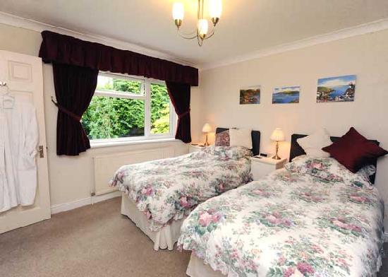 Whitehall Lodge : The Skomer Room