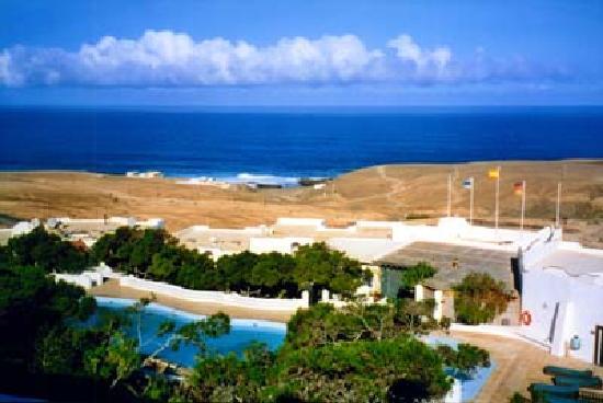 Betancuria, Spagna: A quiet place at the west coast of Fuerteventura.