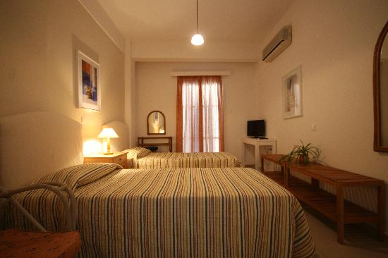 Manto Hotel: Double room