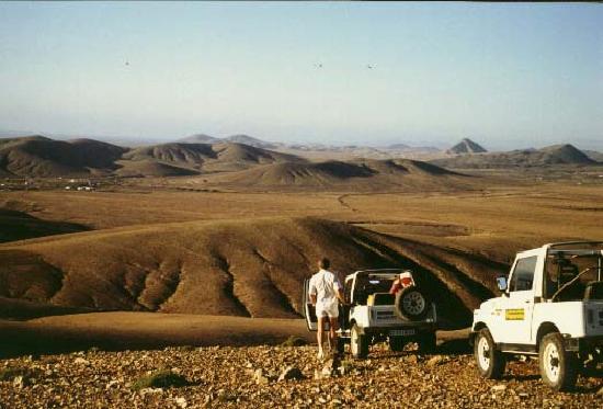 Aguas Verdes: A great base camp to discover Fuerteventura