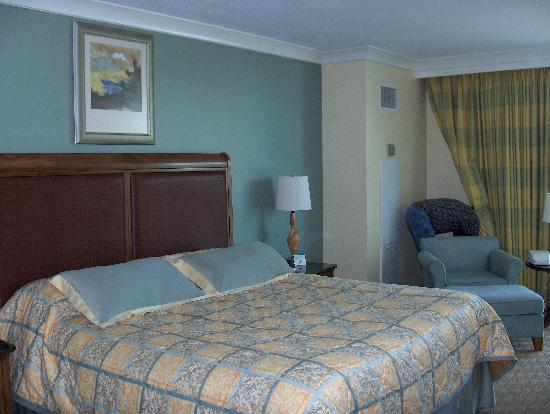 Island View Casino Resort: Nice and roomy...