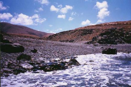 Aguas Verdes: Romantic westcoast of Fuerteventura
