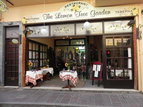Lemonokipos Restaurant : Restaurant front