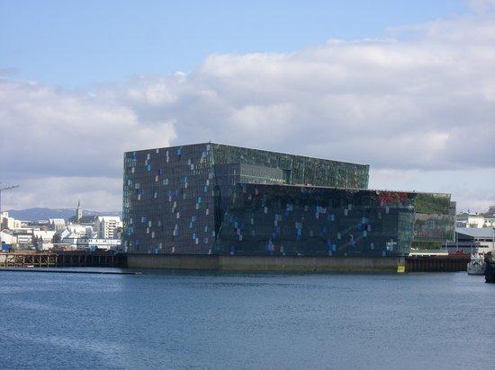 Harpa Reykjavik Concert Hall and Conference Centre: Außenansicht
