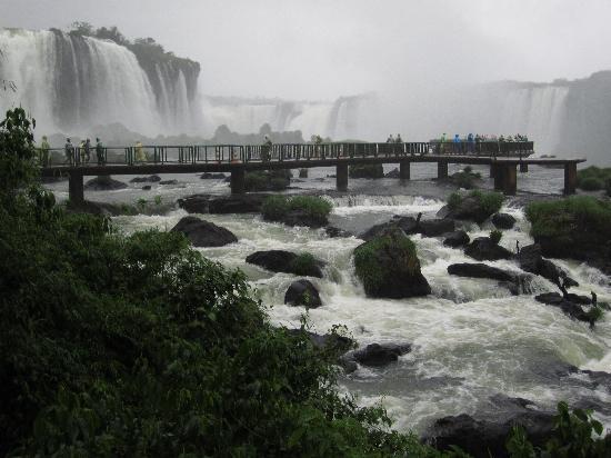 Belmond Hotel das Cataratas: The falls