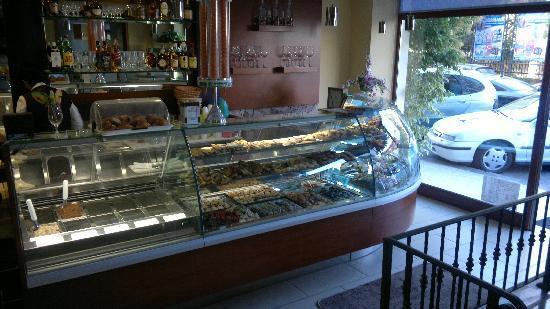 Hotel San Michele : i dolcetti della pasticceria