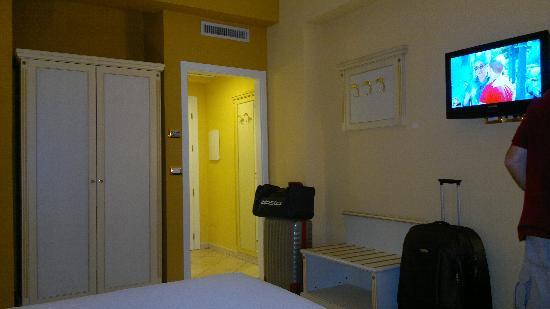Hotel San Michele : la camera