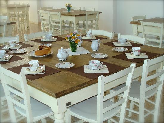 La Risarona: Colazione casalinga