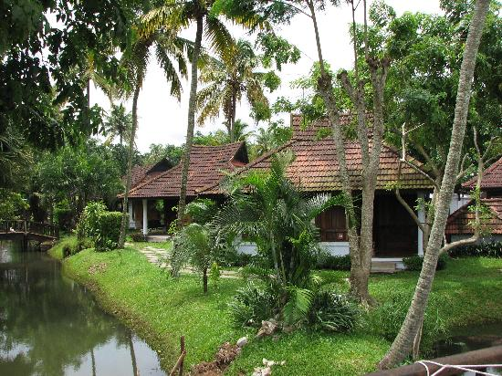 Kumarakom Lake Resort: A view of the property