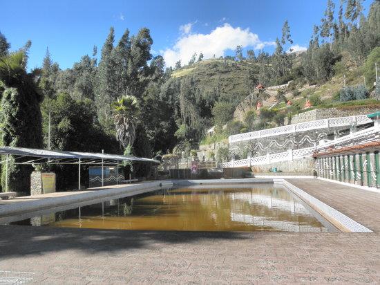 Banos Termales de Monterrey