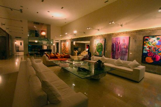 Casa Dell'Arte: Residence Living Area
