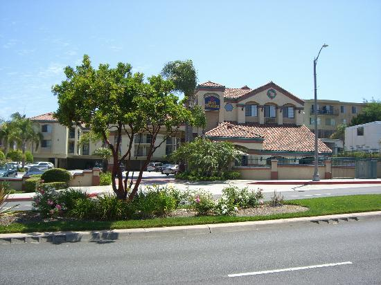 BEST WESTERN Redondo Beach Galleria Inn: the Hotel