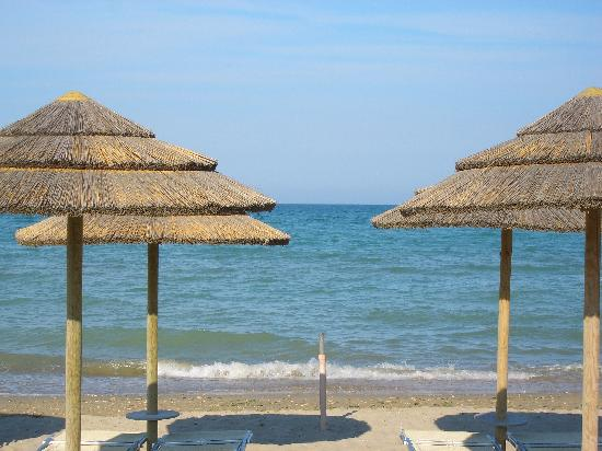Hotel Belvedere : Spiaggia Belvedere/Chalet