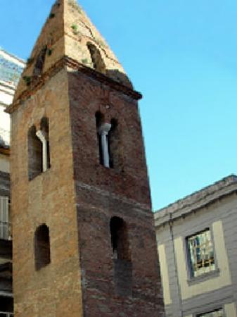 Neapolis Hotel: campanile