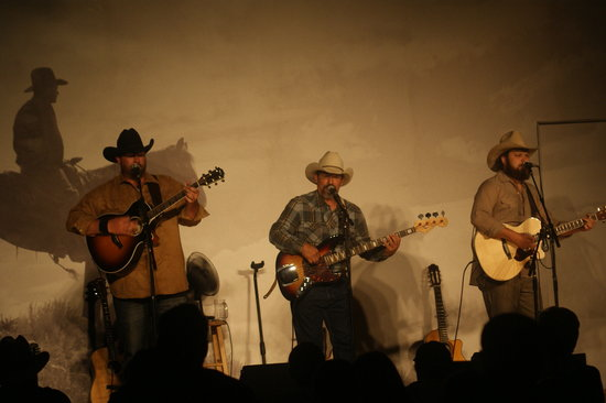 The Cody Cattle Company: A great band!