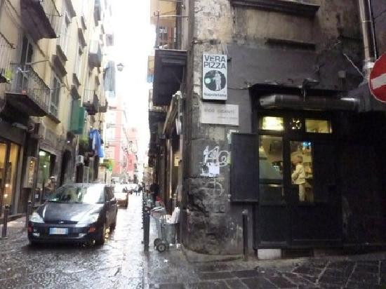 Neapolis Hotel: Via Tribunali 2