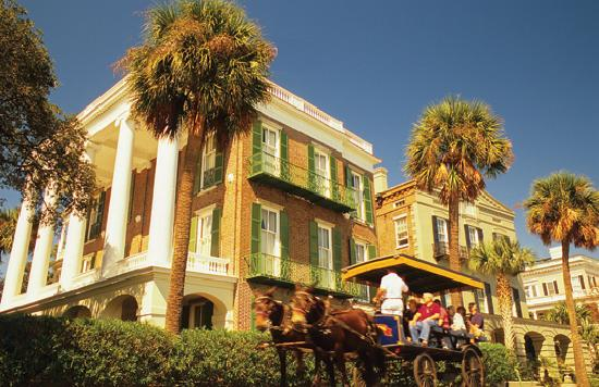 Чарлстон, Южная Каролина: Historic Carriage Tour, Charleston, SC