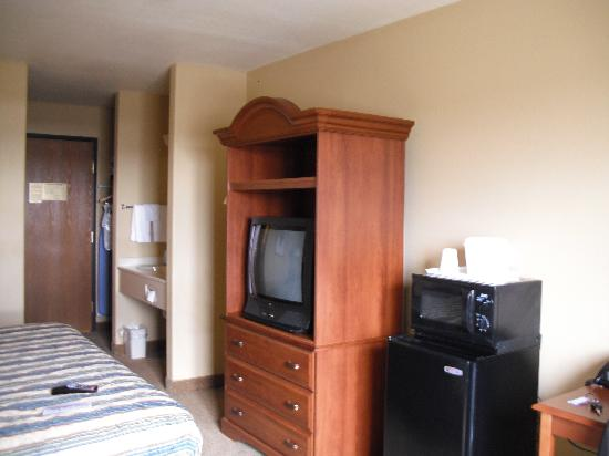 Baymont Inn & Suites Pinedale: Room at Baymont Inn, Pinedale WY