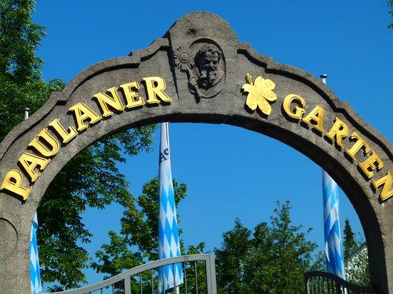 Paulaner am Nockherberg. paulaner