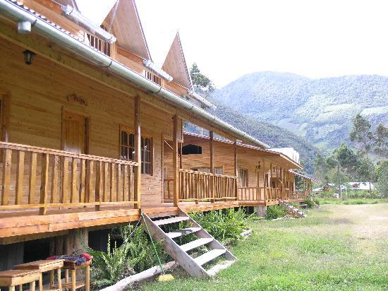 Albergue Dolce Vita: alguno de los bungalows