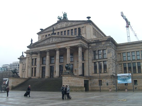 Photo of Theater Konzerthaus at Gendarmenmarkt, Berlin 10117, Germany
