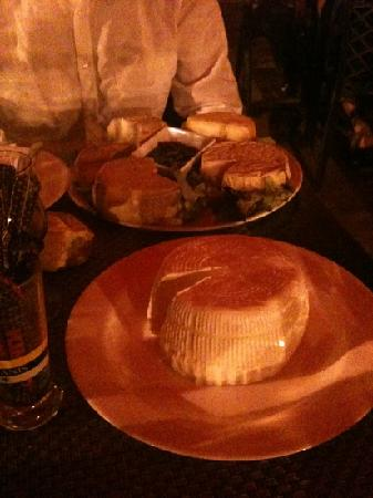 Le Bip's: le fromage