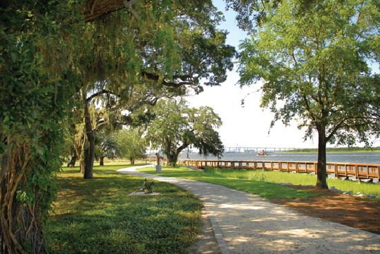 Норт-Чарльстон, Южная Каролина: Riverfront Park, North Charleston