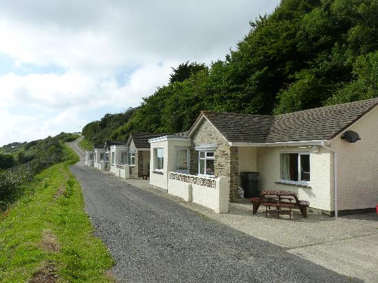 Woolacombe Sands Holiday Park : Waney Edge Chalets