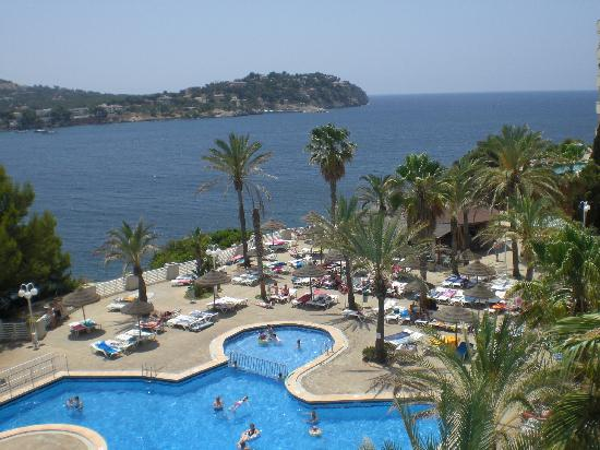 Pool picture of trh jardin del mar santa ponsa for Aparthotel jardin del mar mallorca