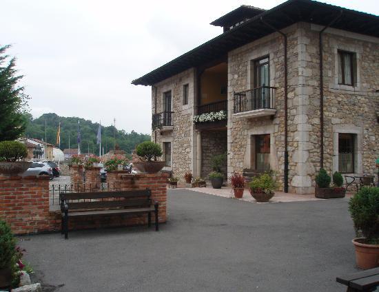 Hotel Maria Manuela: Edificio recepción