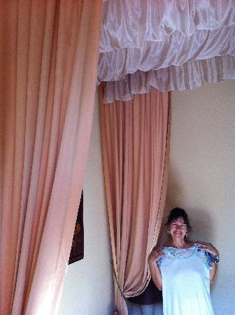 Hotel Maria Luisa : Angela e la camera