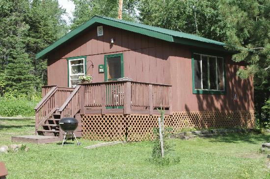 Moose Track Adventures: Moose Antler Cabin