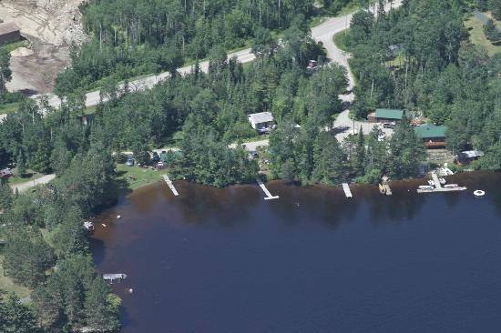 Moose Track Adventures: Aerial Photo From Float Plane