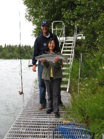 Alaska Fishing Lodge - Soldotna Bed and Breakfast Lodge照片