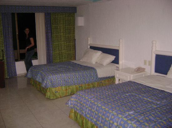 Solymar Beach & Resort: Camas