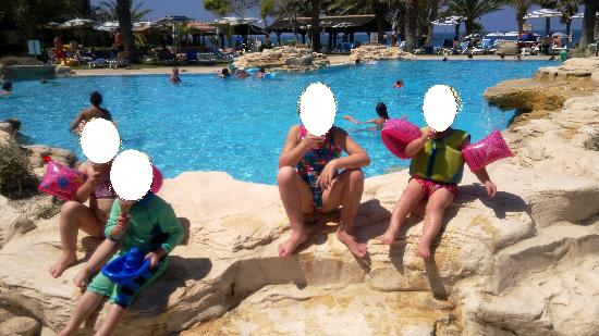 Venus Beach Hotel: view of pool