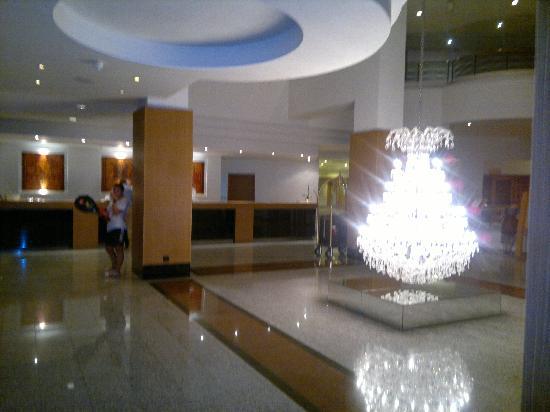Venus Beach Hotel: reception