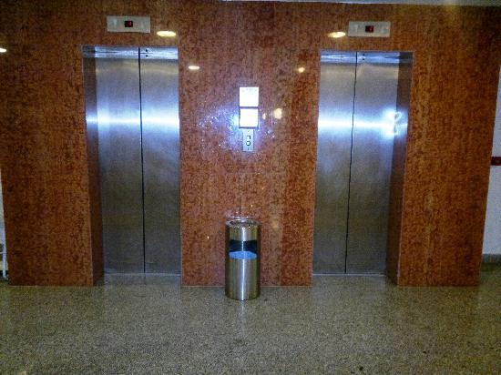 Venus Beach Hotel: lifts