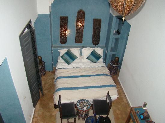 Riad Cinnamon: Our lovely room