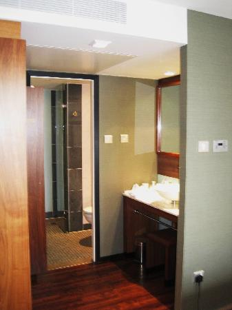 wash basin and wardrobes before you get into the great. Black Bedroom Furniture Sets. Home Design Ideas