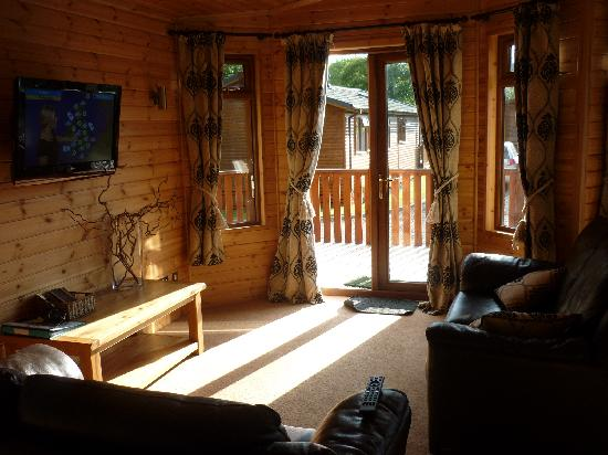 Ashlea Pools Country Park: Living Room