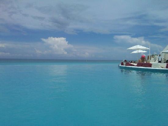 Bel Air Collection Resort & Spa Cancun : Alberca en el infinito