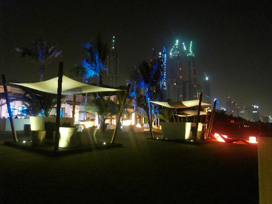 Arabian Court at One&Only Royal Mirage Dubai: Jetty lounge
