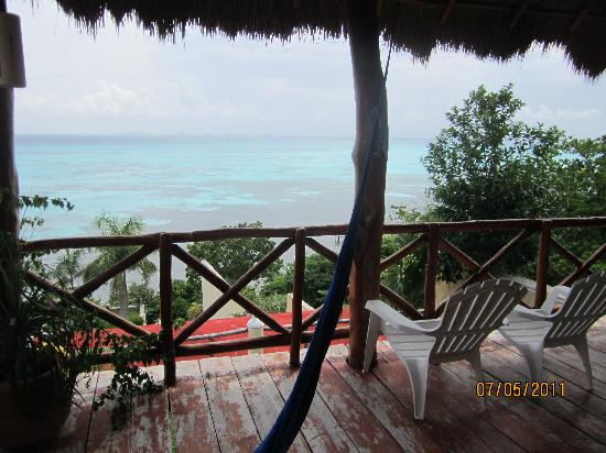 Isla Mujeres, Mexico: Can't beat this view!