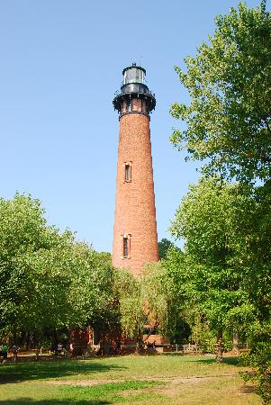 Currituck Beach Lighthouse: Beautiful Currituck Lighthouse