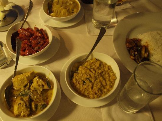 Club Villa Restaurant: 激うまスリランカカレー