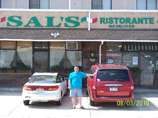 Sal's Pizza- Best of the Crest!