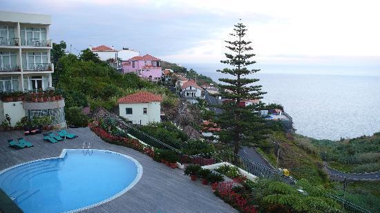Hotel Do Campo: vue depuis une chambre