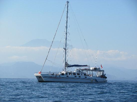 Bali Hai Cruises: The Aristocat