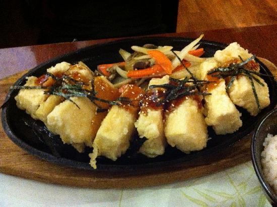Ichiban Sushi House : Tofu Teriyaki